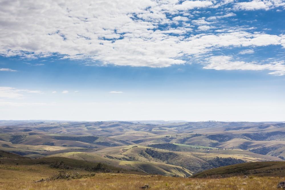 Serra da Canastra, MG (Foto: Luciano Queiroz / Shutterstock)
