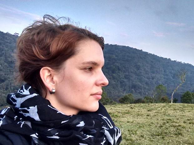 Monica Siedler interpretou a personagem