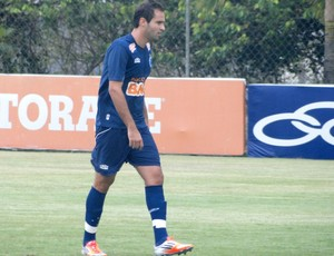 Thiago Carvalho, zagueiro do Cruzeiro (Foto: Marco Antônio Astoni / Globoesporte.com)