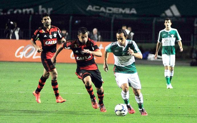 Valdivia, Palmeiras X Flamengo (Foto: Marcos Ribolli)