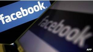 Cresceu compartilhamento de mensagens falsas no Facebook (Foto: AFP)