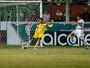 """Gremistas lamentam """"infelicidade"""" de Bruno Grassi em gol do São Paulo-RS"""