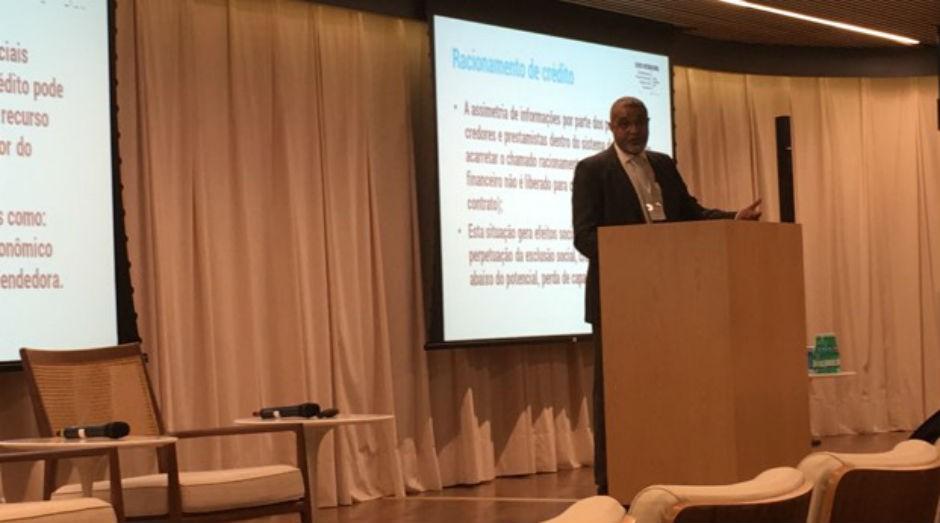O professor Marcelo Paixão, da Universidade do Texas em Austin (Foto: Fabiana Pires)
