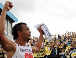 Zé carlos do Criciúma (Foto: Cristiano Andujar / Ag. Estado)