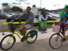 Bike Vitória registra mais de 8 mil aluguéis em 30 dias de programa