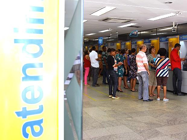 Bancos não vão funcionar nesta terça-feira (28), no Maranhão (Foto: Biné Morais / O Estado)