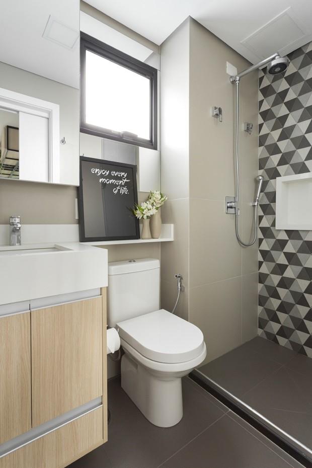 Aparador Loja Gato Preto ~ Apartamento pequeno tem boas soluções de aproveitamento de espaço Casa e Jardim Decoraç u00e3o