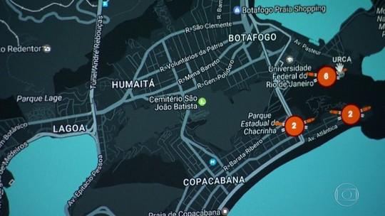 Sites e aplicativos dão endereço da violência no Rio; conheça