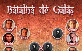 Théo vence confronto contra Élcio e está na semifinal da Batalha de Galãs