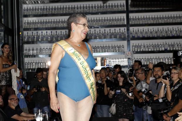 Dona Geralda  (Foto: Celso Tavares / Ego)