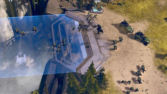 Halo Wars 2 tem uma campanha curta, mas tediosa (Foto: Divulgação/Microsoft)