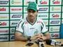 Júnior Rocha elogia atuação do Luverdense no empate com Sampaio