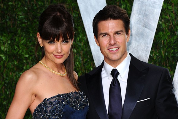 Katie Holmes e Tom Cruise (Foto: Getty Images)