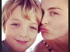 Angélica faz declaração para o filho: 'Conheci o sentido de tudo'