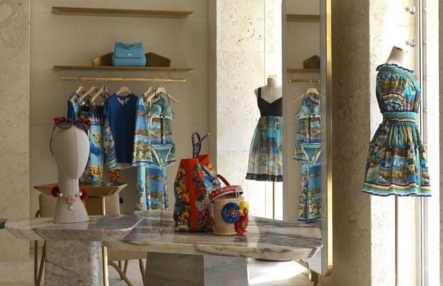 Inauguração nova loja Dolce & Gabbana em St Barths (Foto: Massimo Listri)