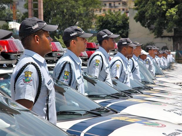 Guarda Municipal de Belo Horizonte (Foto: Breno Pataro / Guarda Municipal)