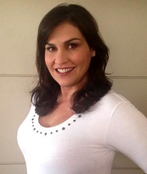 Gabriela Pegurier. (Foto: Divulgao)