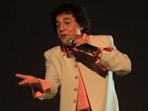 Wanderley Cardoso canta sucessos no Recife (Foto: Divulgação)