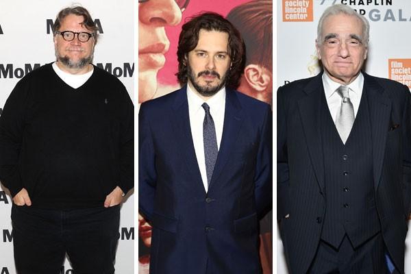 Guillermo del Toro, Edgar Wright e Martin Scorsese são alguns dos diretores que indicam os filmes de suas vidas (Foto: Getty Images)