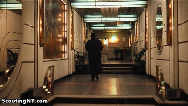 Hotel Edison no filme (Foto: Reprodução/Scouting New York)