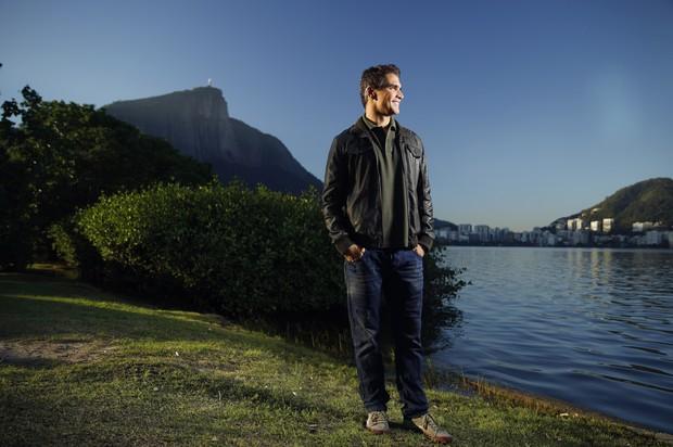 Rafael Calomeni (Foto: Marcos Serra Lima / Ego)