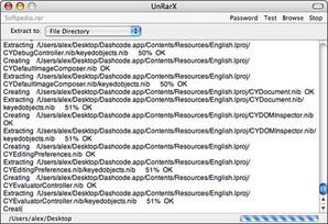 aplicativo para Mac, descompactador para Mac, UnRarx, baiaxr UnRarx grátis