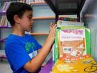 Crianças leem mais de 100 livros por ano incentivadas por projeto em AL