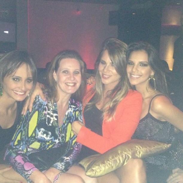Mariana Rios e amigas (Foto: Instagram/ Reprodução)