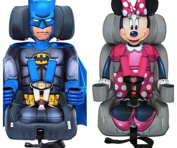 Batman, Minie, Hulk e Bella são alguns dos modelos disponíveis (Foto: Divulgação)
