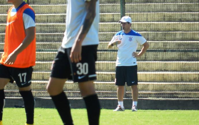 Osmar Loss - Corinthians sub-20 (Foto: Leonardo Lourenço)