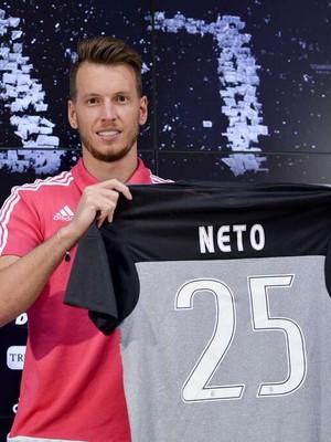 Goleiro Neto Juventus (Foto: Divulgação)