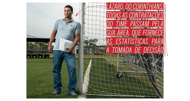 Lázaro (Foto: Filipe Redondo)