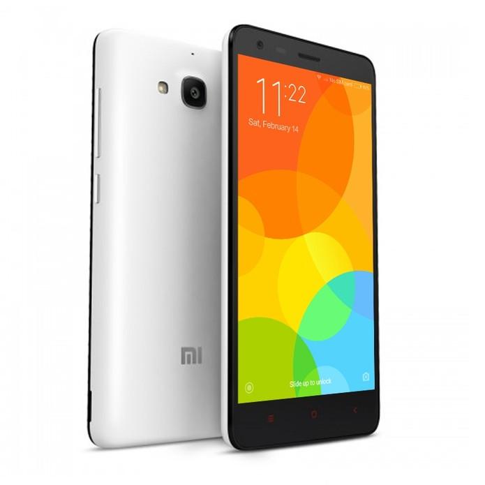 Xiaomi RedMi 2 vem com 4G e surpreende com tela de 4,7 e câmera de 8 megapixels. Foto: Divulgação