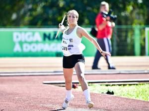 Kauany Piovesan atletismo Jogos Escolares da Juventude (Foto:  Wander Roberto/Inovafoto/COB)