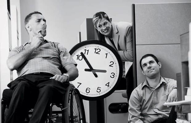 Agora é hora de ir pra casa ou vamos começar mais uma reunião? (Foto: Thinkstock)