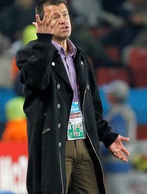 Dunga novo treinador do Brasil (Foto: Agência EFE)