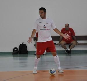 Falcão, ala Sorocaba Futsal (Foto: Danilo Camargo / Brasil Kirin Futsal)