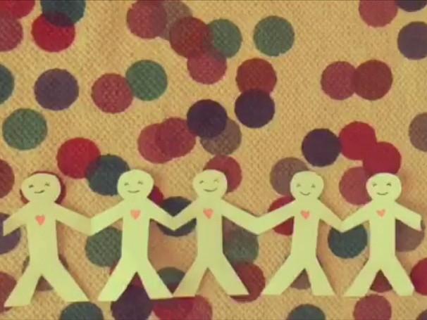 Animação de Marcela Primo mostra que menos é mais quando há solidariedade (Foto: Globo)