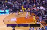 Melhores momentos de Los Angeles Lakers 132 x 130 Phoenix Suns pela NBA