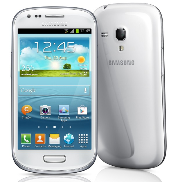 Samsung anuncia versão mini do Galaxy S3, concorrente do iPhone