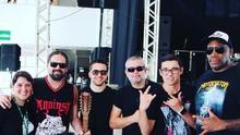 Sepultura fala sobre seus 30 anos de carreira durante show no interior (Reprodução/TV TEM)