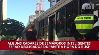 PM inicia operação para fiscalizar trânsito em vias com mais crimes e acidentes em SP