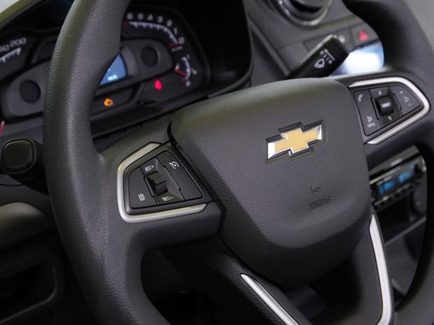 Chevrolet Agile 2014 argentina (Foto: Divulgação)