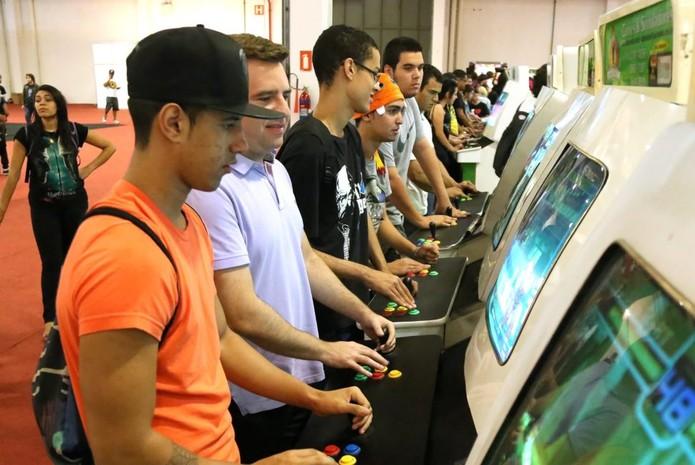 Arena Arcade estará na BGS 2016 (Foto: Divulgação/BGS)