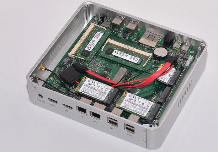 Mini PCs costumam usar o modelo 6000 (Foto: Divulgação/Good PC)