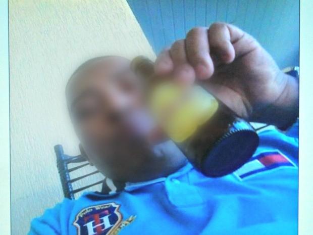 Suspeito enviava fotos e ironizava vítimas, segundo a polícia (Foto: Graziela Rezende/G1 MS)