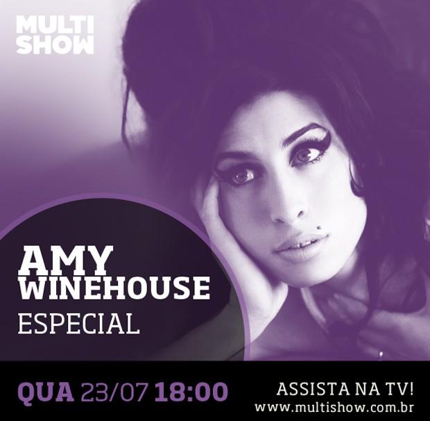 Especial Amy Winehouse (Foto: Divulgao)