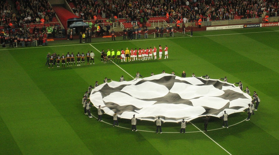 UEFA Champions League; futebol; liga dos campeões (Foto: Wikimedia Commons)