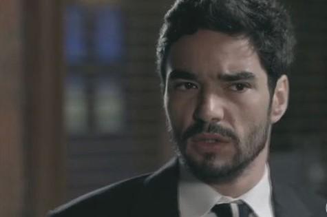 Caio Blat, o José Pedro de 'Império' (Foto: Reprodução)