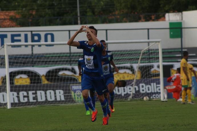Altos x Picos, Campeonato Piauiense  (Foto: Wenner Tito)